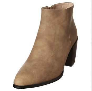 Billini 高跟短靴 $99.95