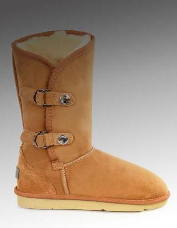 Jumbo UGG 施华洛世奇元素高帮靴 现价$204!