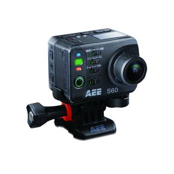 Aee S60 高清防水运动相机 eBay 团购价只要$139!