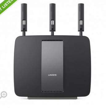 Linksys AC3200 三频千兆智能无线路由器 eBay 团购价只要$219!