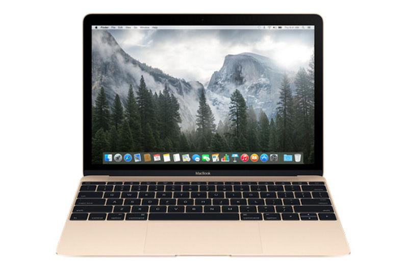 苹果 MacBook 12″ 1.1G 256G 金色版 折后只要$1592!