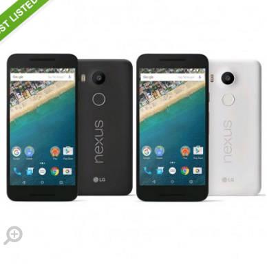 LG Google Nexus 5X 32GB版 eBay团购价只要$399!