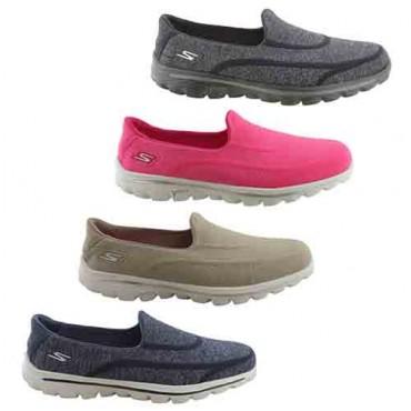 斯凯奇 SKETCHERS Go Walk 2 美式女子健步鞋 团购价只要$79!
