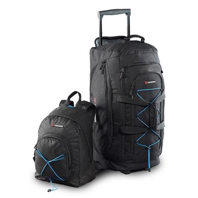 Caribee Sports 滑轮行李包 + 背包 套装 折后只要$67.2!