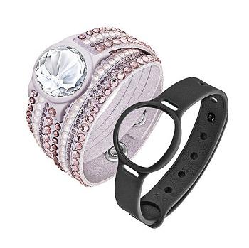 Swarovski 施华洛世奇智能水晶手环套装 现价$249!