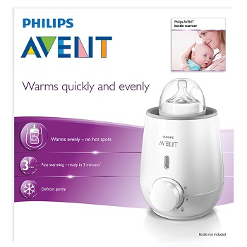 飞利浦AVENT新安怡  奶瓶/婴儿食物加热器 现价$56.99!