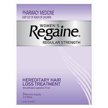 Regaine落健女士头发再生防脱液 折后只要$89.56!