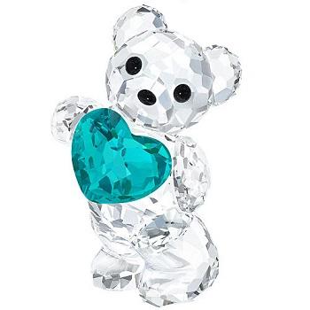 Swarovski Kris Bear12月生日熊摆件 现价$104!