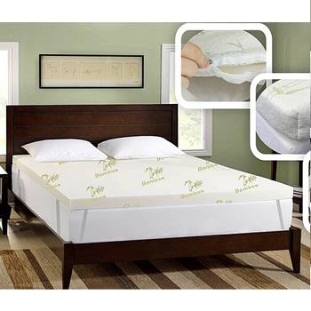 Bamboo记忆棉床垫 最低$89!