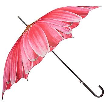 Umbrellaco 粉色百合花造型雨伞 现价$21.95 !