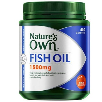 Nature's Own 鱼油$17.95!