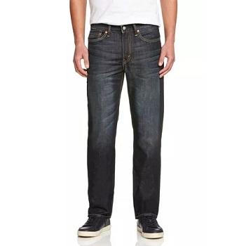 Levi's 514修身直筒男士牛仔裤 现价$59.95!