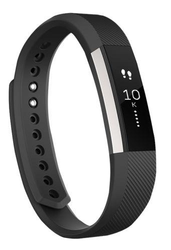 Fitbit Alta 新款智能运动手环-黑色 $179!