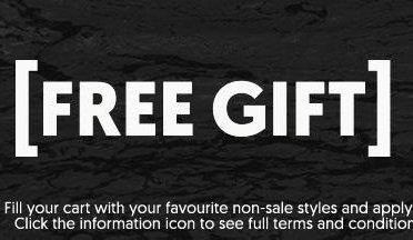 在时尚网站 Surf Stitch 购买任意全价商品 均有免费礼物相送!