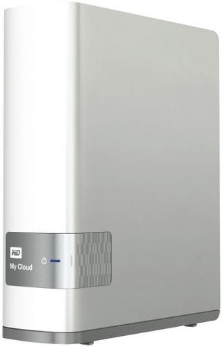 西部数据 WD 4TB My Cloud个人云存储 折后只要$252!
