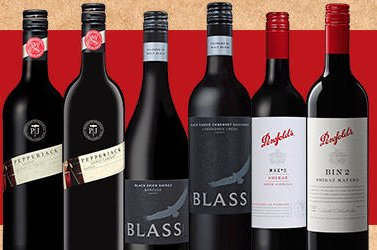 Pepperjack、Blass、Penfolds 大品牌红酒 6瓶只要$89!
