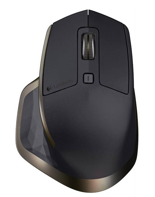 罗技(Logitech)MX MASTER 蓝牙优联双模无线鼠标 折后只要$100!