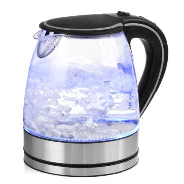 PURSONIC 无线 玻璃 热水壶 团购价只要$37!