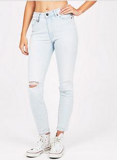 Neuw复古显瘦蓝色休闲牛仔裤  $189.95