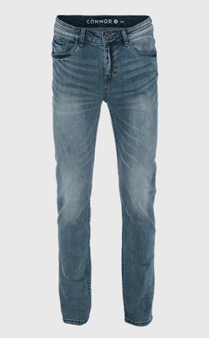 Connor Radburn 蓝色修身牛仔裤  只售$69.99
