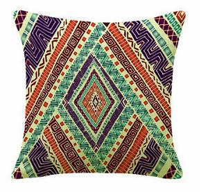 Cushions Galore印花抱枕靠垫 仅售$9