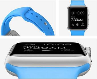 多色可选Apple Watch 表带 只要$15!