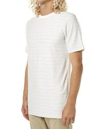 I Love Ugly细条纹男装T恤上衣 $69.95