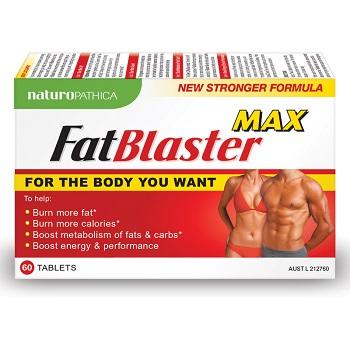Naturopathica Fatblaster MAX加强型控食纤维片 现价$26.99!