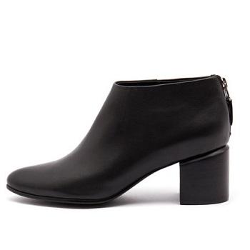 Mollini真皮女士裸靴 现价$164.97!