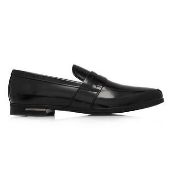 PRADA 男士乐福鞋 现价$630!