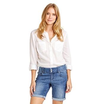 Just Jeans 女子牛仔短裤 现价$59.95 !