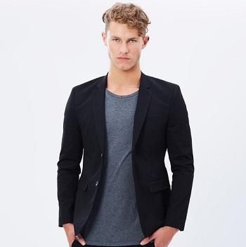 Burton Menswear 男士西服外套 现价$90.97!