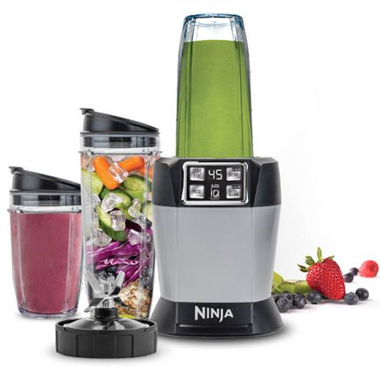 Nutri Ninja with Auto-IQ – BL480NZ 榨汁机 折后$134.4!