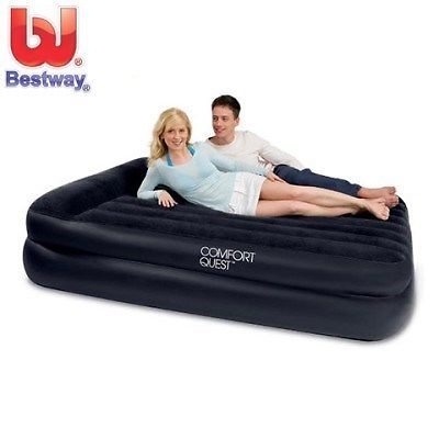 Bestway Queen Size 高级气垫床 折后$33!