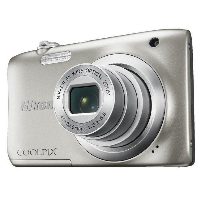 Nikon/尼康 Coolpix A100 数码相机 现价$159 !