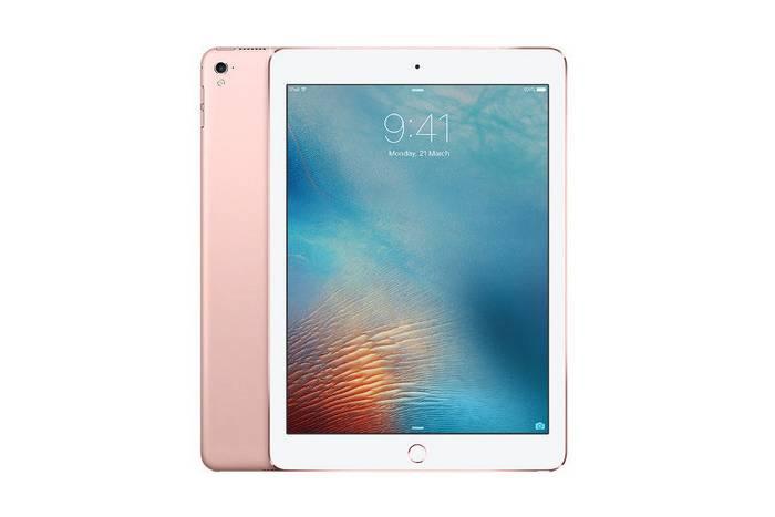 苹果 iPad Pro 9.7″ 32GB/Wi-Fi/玫瑰金版 只要$730.4!
