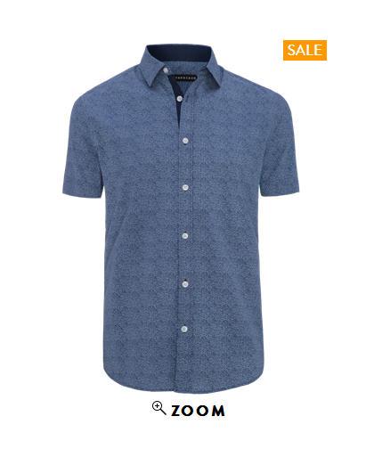 Tarocash哈利印花男士衬衫   $29.99