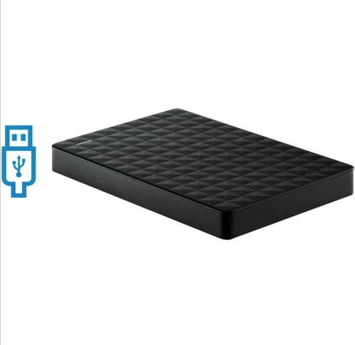 Seagate/希捷 2TB Expansion 便携式移动硬盘 折后$93.6!