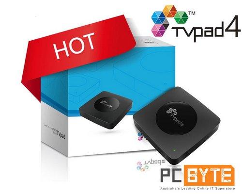 TV Pad4 智能网络机顶盒 – 可看大陆及香港电视节目  折后只要$196!
