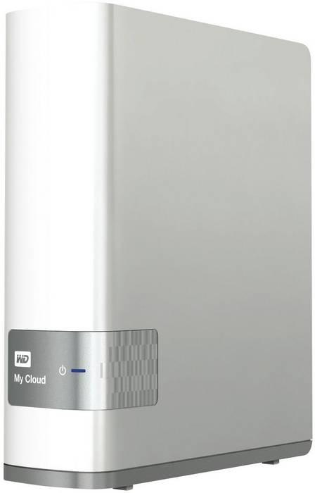 西部数据/WD My Cloud NAS 网络个人云存储 4TB 只要$236.8!