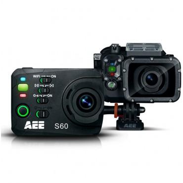 Aee S60 高清防水运动摄像机 折后$111.2!