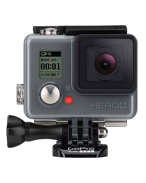 GoPro Hero Plus 运动相机  只要$191.97!