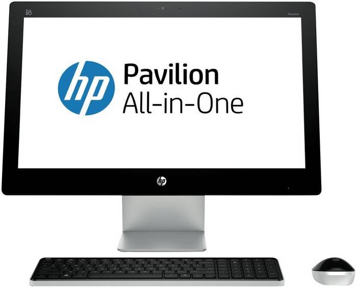 HP/惠普 23-Q102A 23″ i5/8GB/1TB 触摸屏一体机 折后$1199!