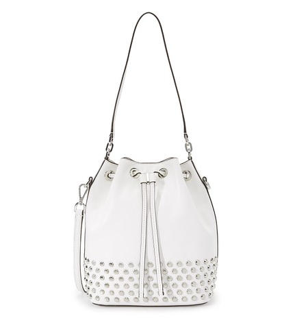 MICHAEL Michael Kors Dottie Large 水桶包 现价$426.5!