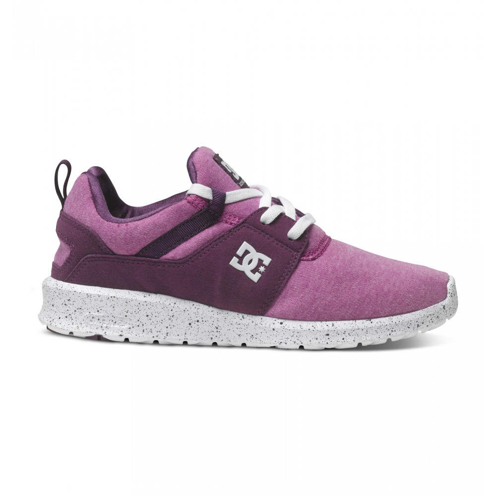 DC Shoes Heathrow女士低帮运动鞋   $59.99