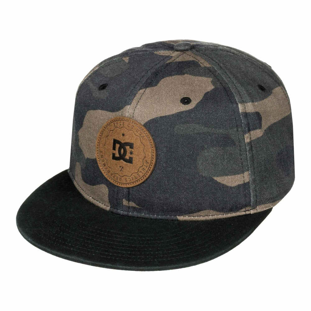DC Shoes CAMBO 男款 棒球帽 $35.99!