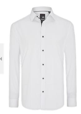 The Lander男士修身衬衫 现价$49.99
