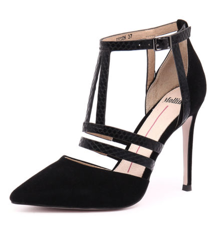 Mollini 山羊皮女士高跟鞋 $169.95