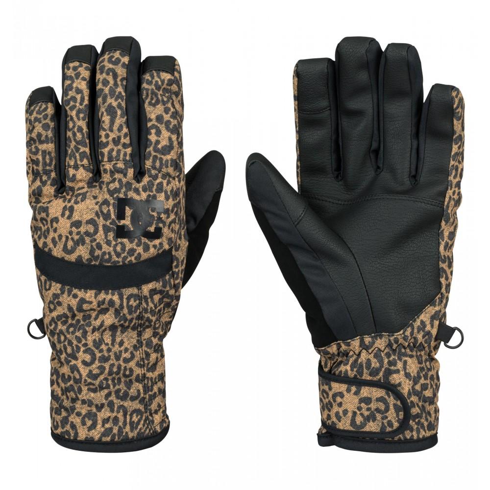 Seger 女士五指手套豹纹 $59.99