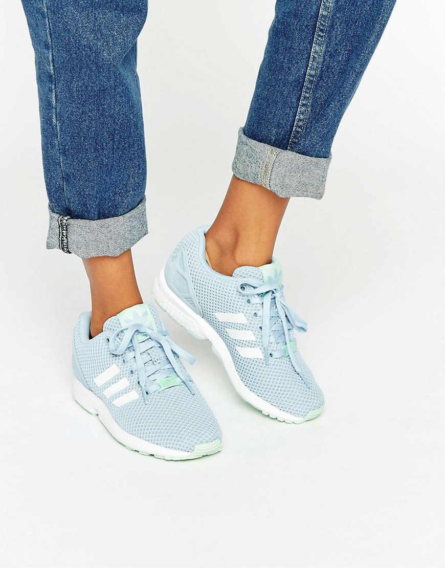 阿迪达斯 ZX Flux 运动鞋 女款 $99.00